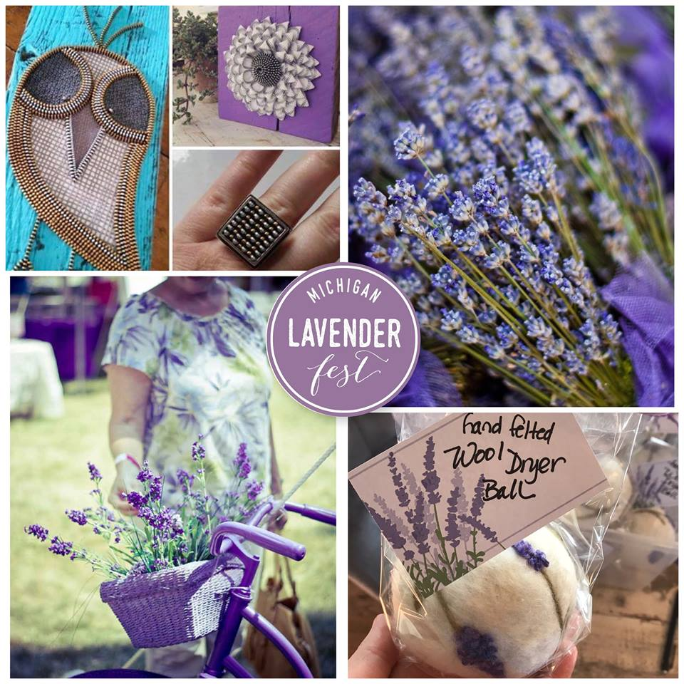 We are still accepting applications for our 17th Annual Michigan Lavender  Festival. If you would like to receive an application for the 2019 show, ...